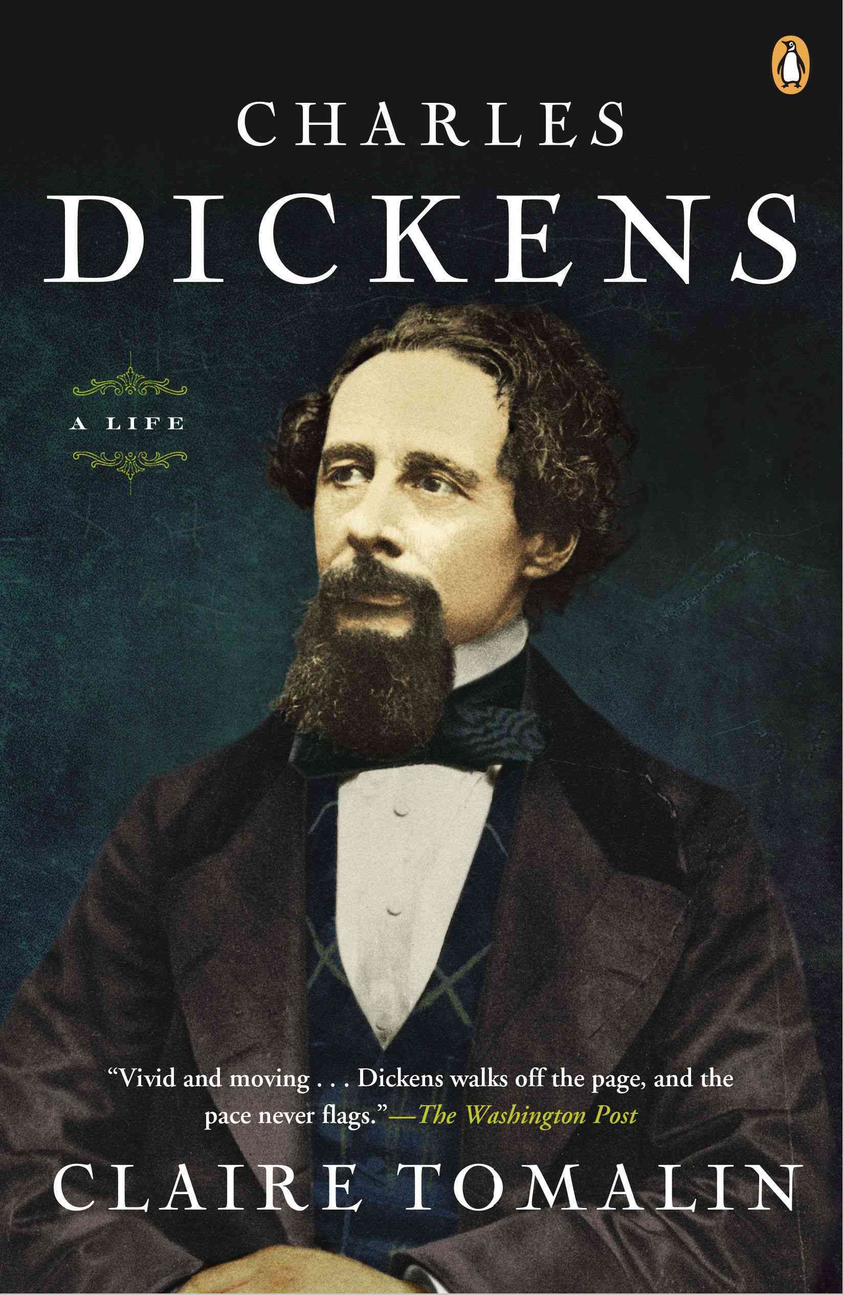 Charles Dickens By Tomalin, Claire